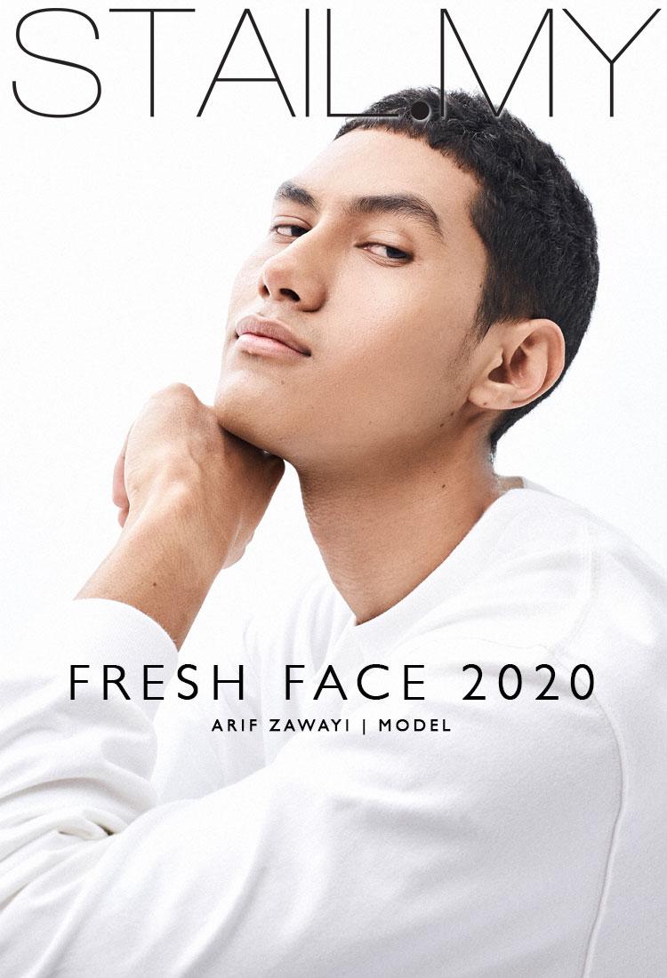 STAIL.MY FRESH FACE 2020: ARIF ZAWAYI
