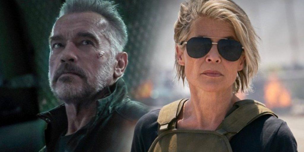 Terminator: Dark Fate Filem Hollywood Paling Tak Laku 2019