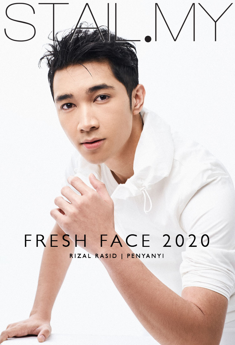 Fresh Face 2020 Rizal Rasid