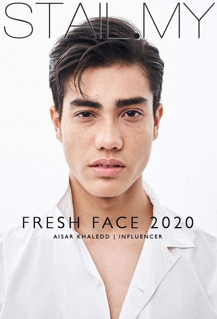 Aisar Khaledd Stail.my Fresh Face 2020