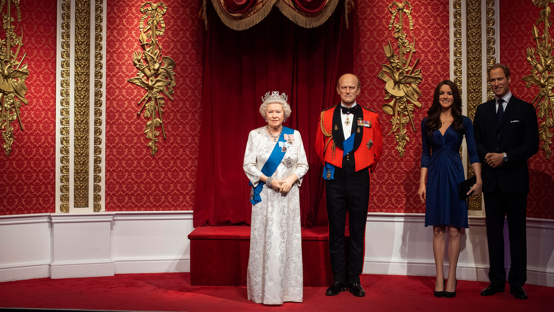 #RoyalGossip Putera Harry dan Meghan Markle Madame Tussauds, London