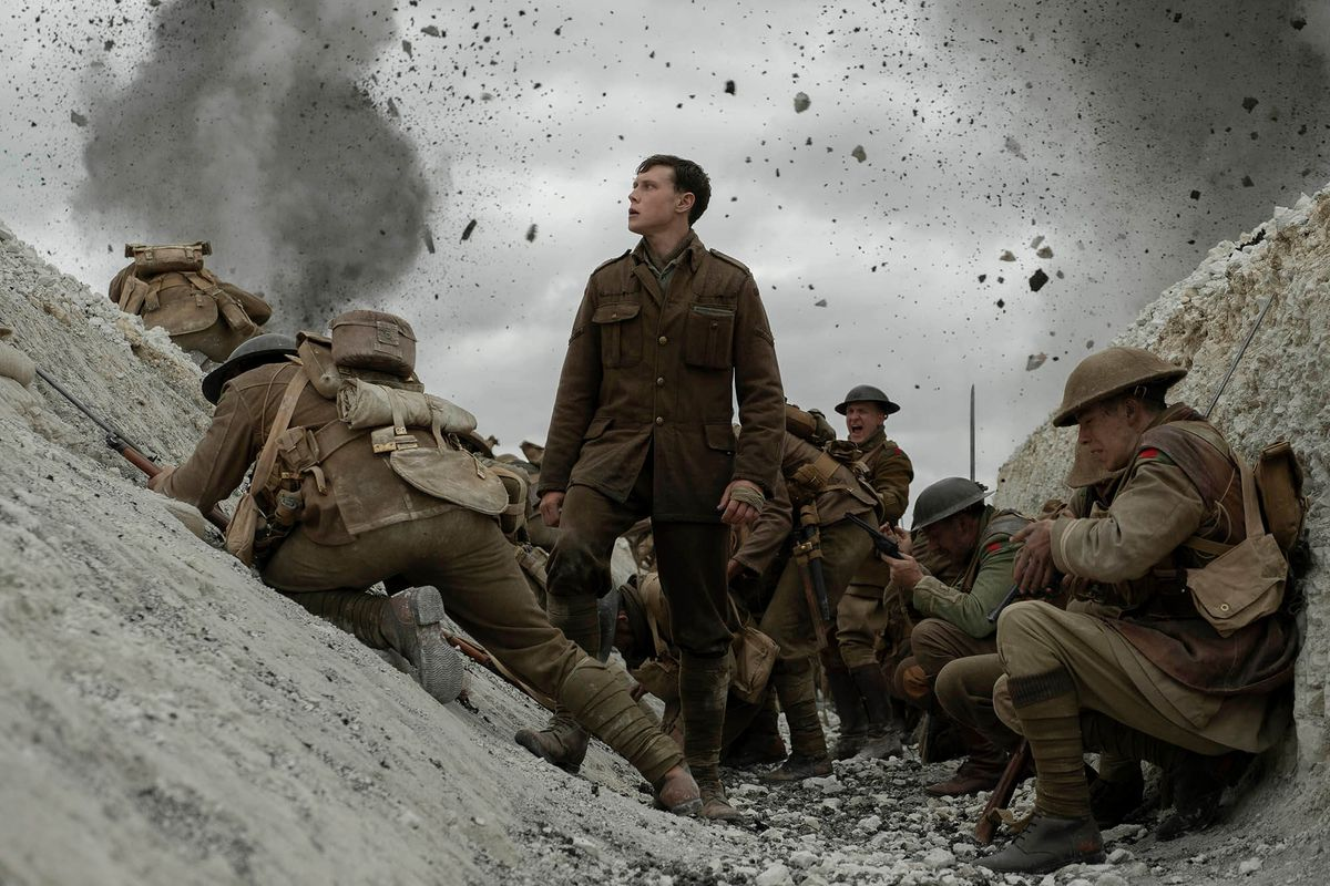 Senarai Pencalonan Oscar 2020: 1917