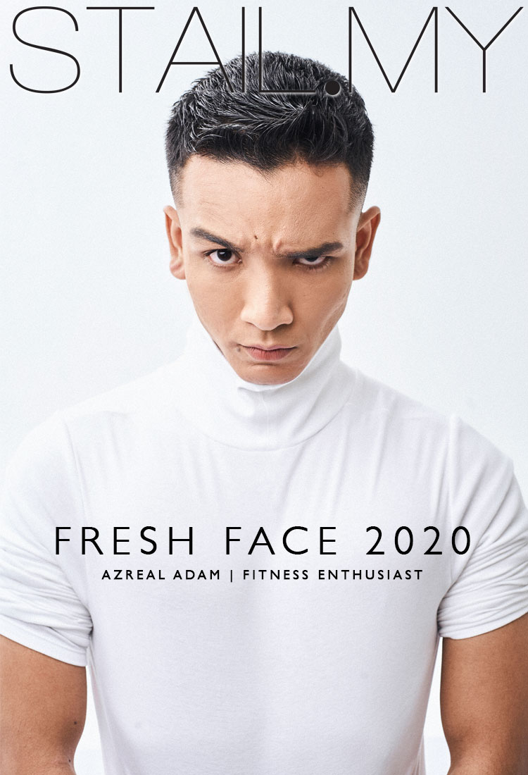 STAIL.MY FRESH FACE 2020 AZREAL ADAM