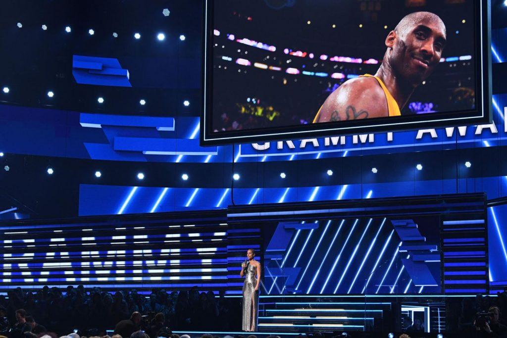 Senarai Pemenang Grammys 2020 Kobe Bryant