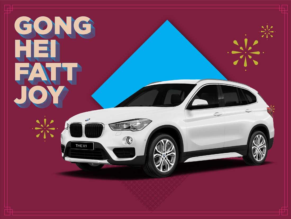 Tawaran Menarik BMW