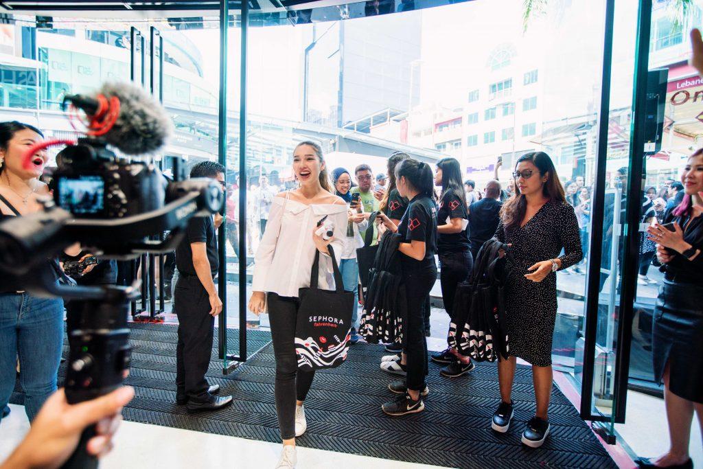 Sephora Yang Terbesar di Malaysia