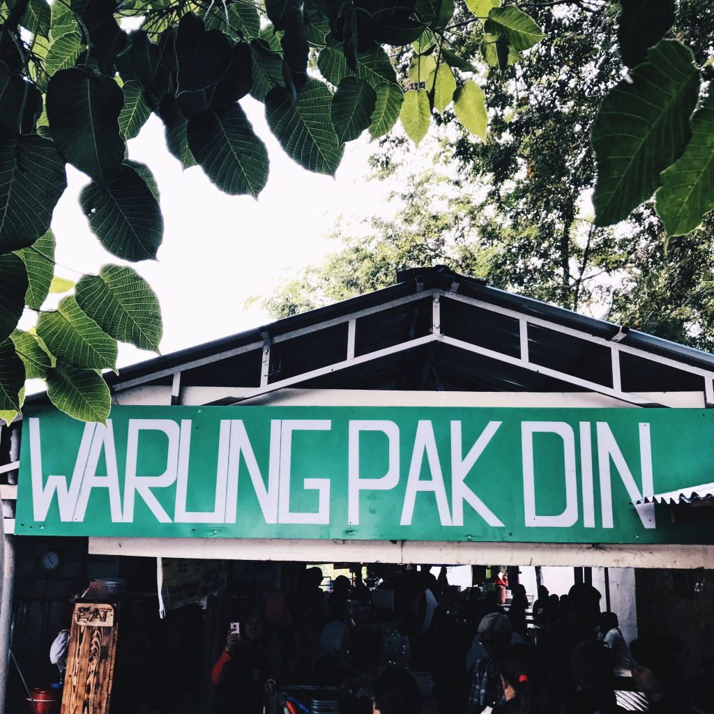 Kedai Makan Mesti Kunjung di Klang