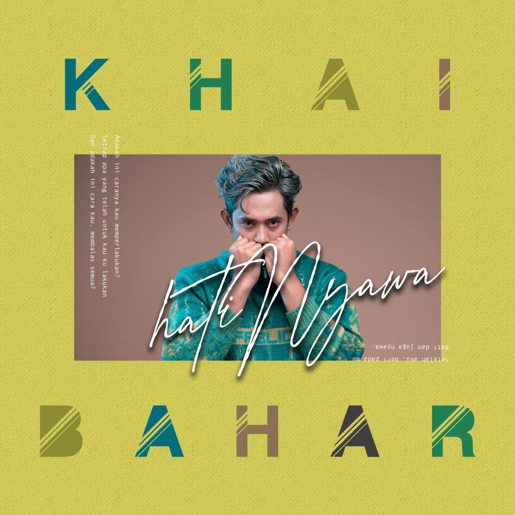 Cover Art HatiNyawa Khai Bahar Album
