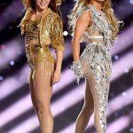 #LatinaPower Super Bowl 2020: Saksikan Shakira & JLo Berlawan Gerudi Punggung!