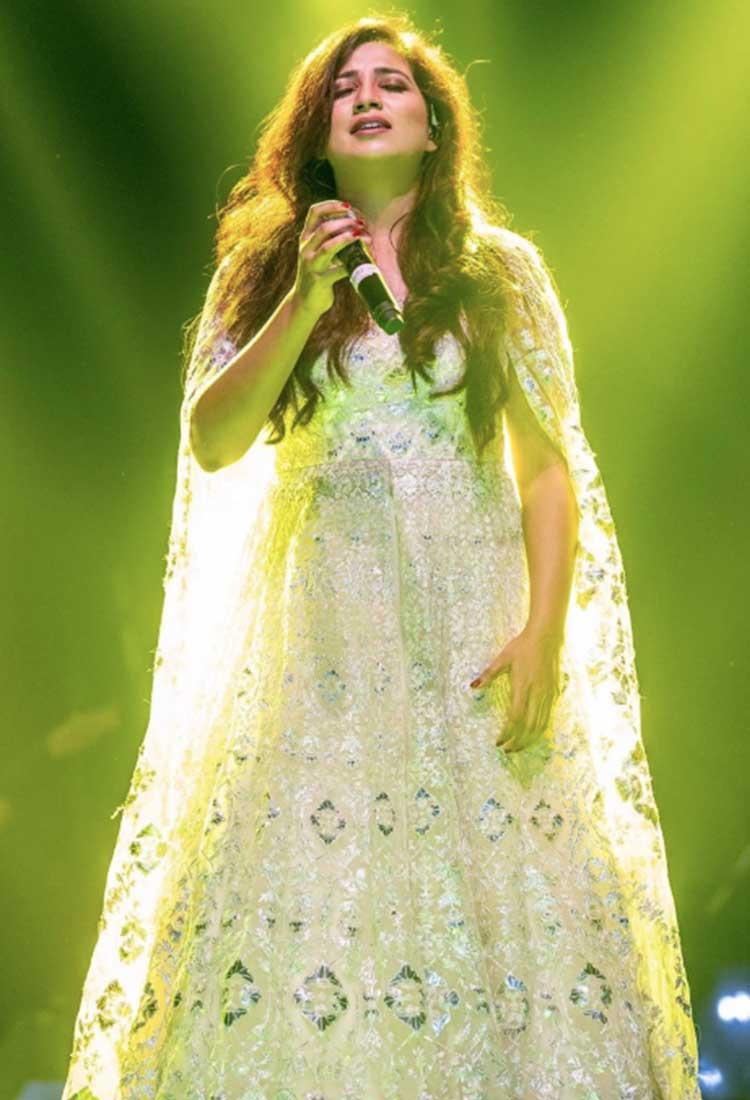 Shreya Ghoshal Live in Concert Malaysia 2020