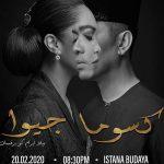 Kesuma Jiwa, Persandingan Fesyen & Muzik Rizalman Ibrahim for Zalora