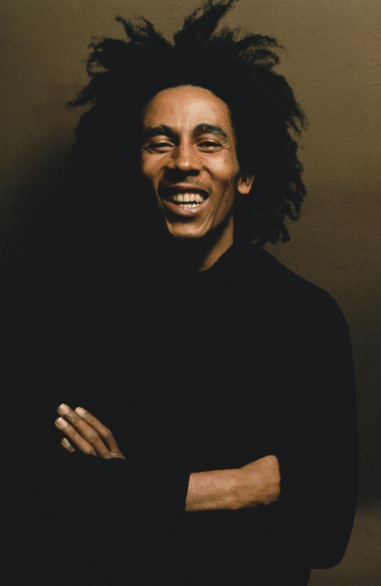 Bob Marley Potrait
