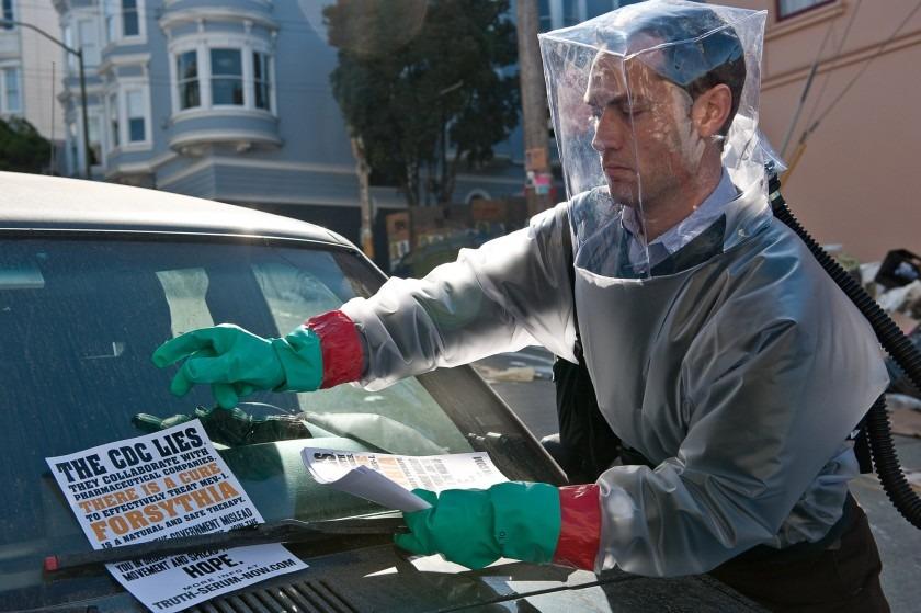 Contagion -  5 Filem Virus Terbaik pilihan STAIL.MY
