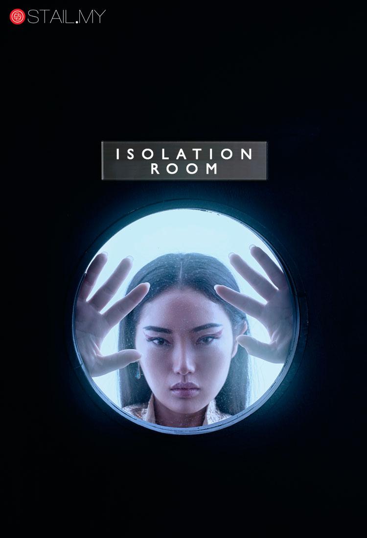 self isolation fesyen march 2020