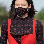 Christian Siriano, Prada Menjadikan Face Mask Sebagai Ciptaan Baharu