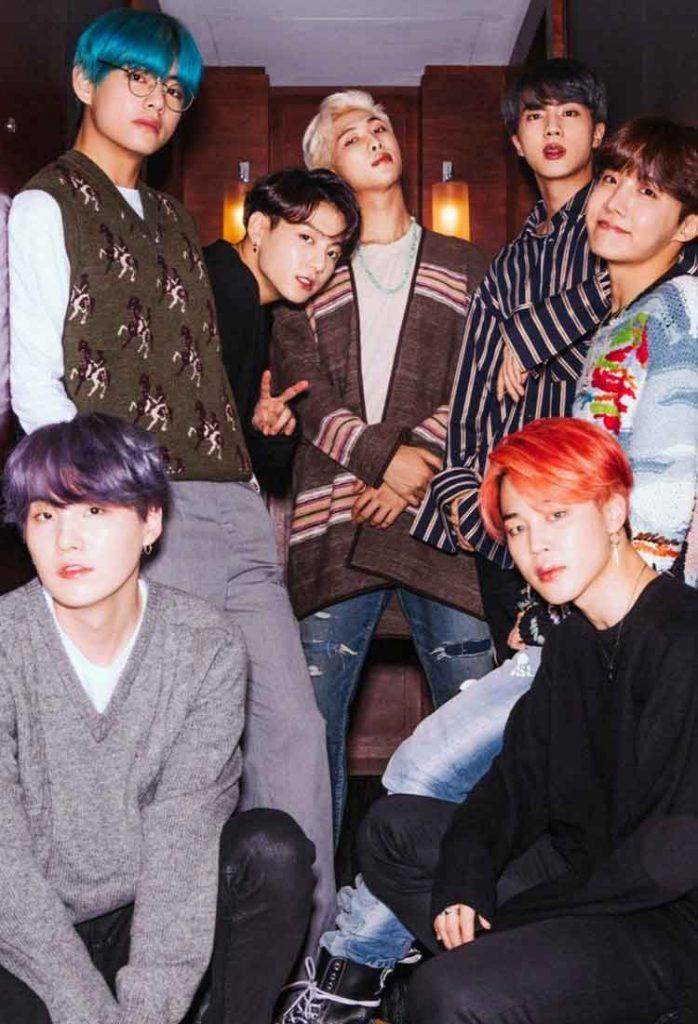 K-Pop BTS Kongsi Rahsia Penjagaan Kulit Wajah