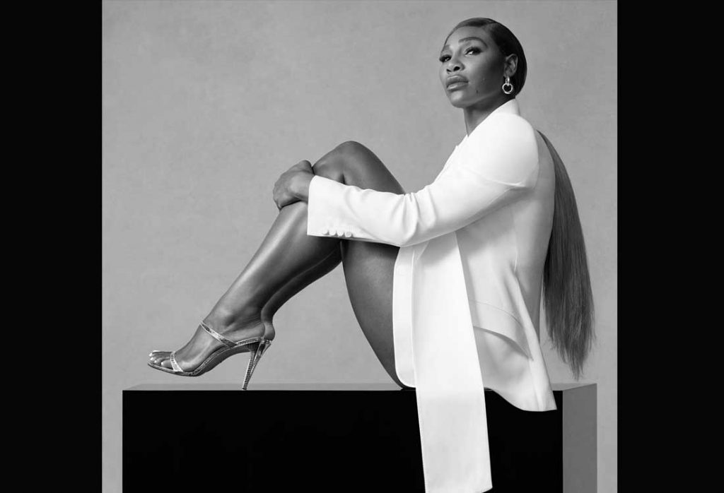 serena williams stuart weitzman