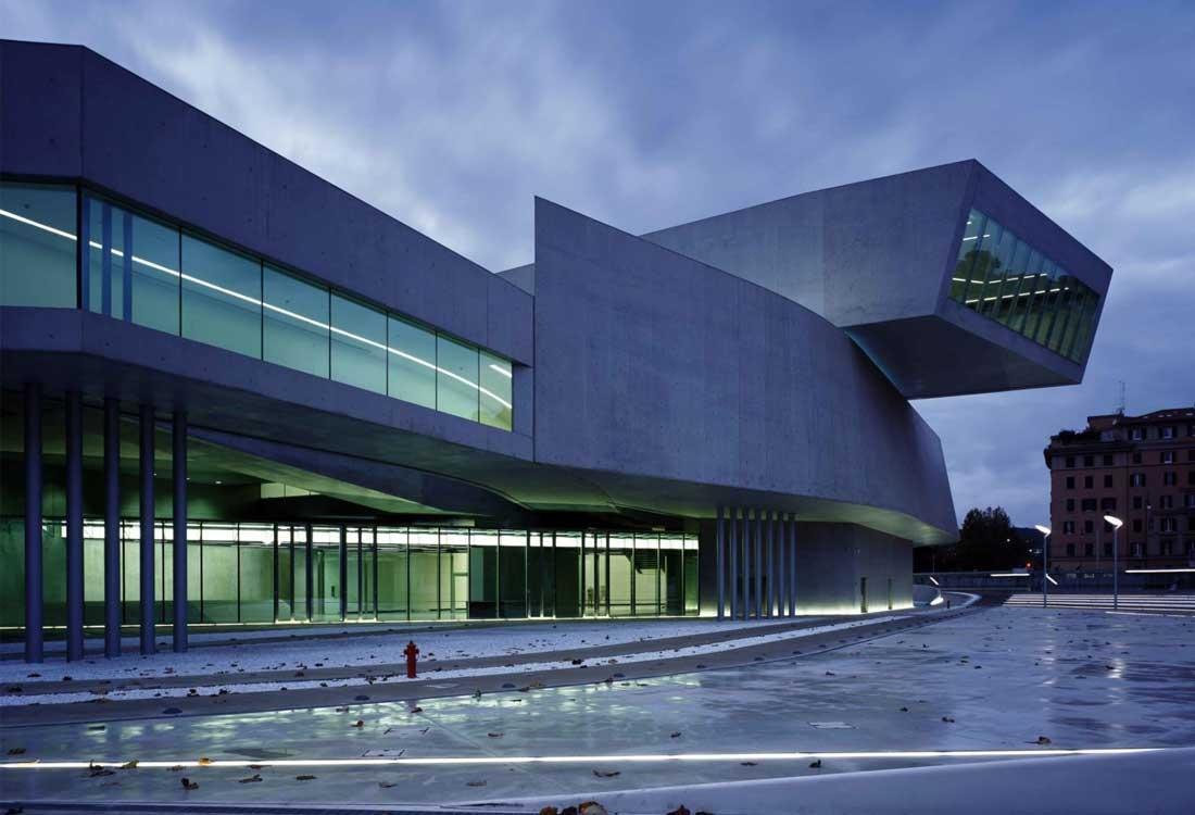 Muzium Senibina Hebat