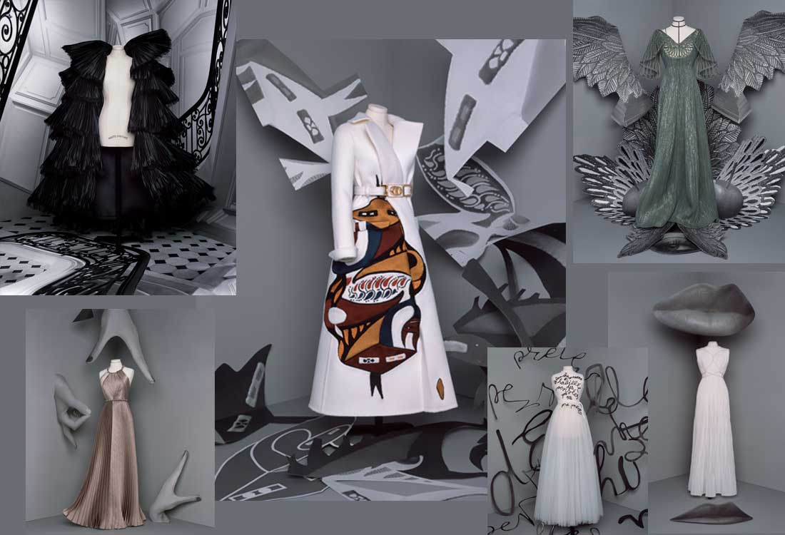 dior couture 2020 le mythe dior