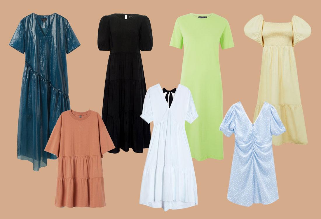 easy dress summer 2020