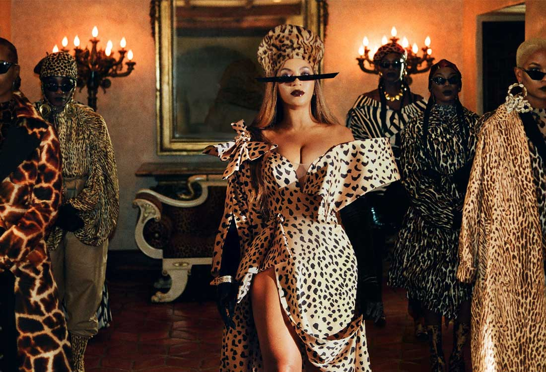 sylvester manor black is king beyonce