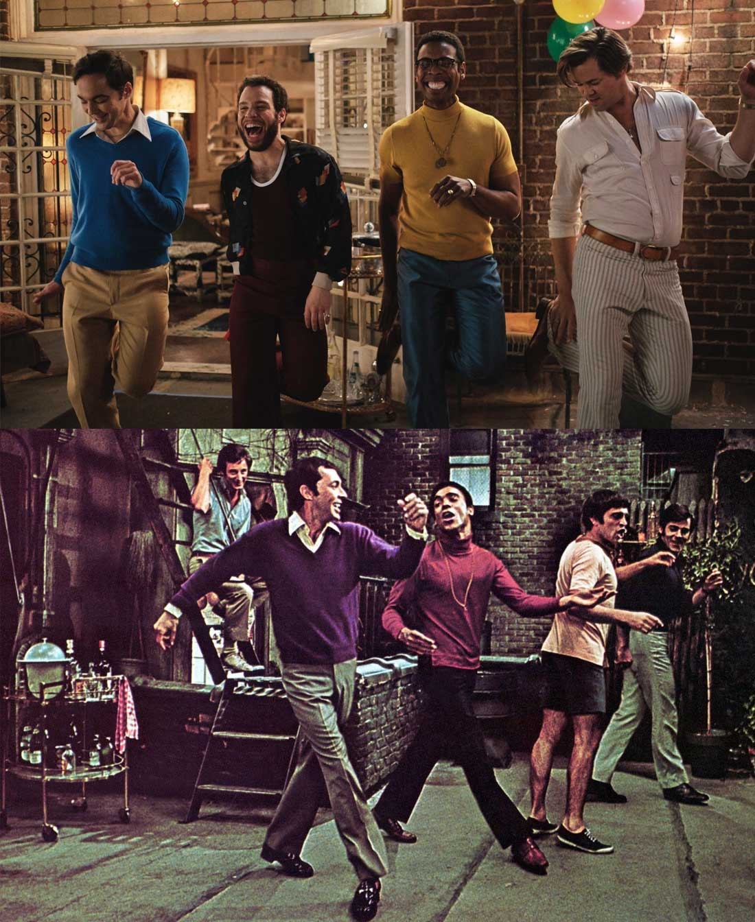 the boys in the band ryan murphy netflix