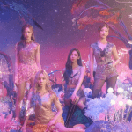 "Kumpulan K-Pop Terbaru, Aespa, Pertama Kali Debut Pentas ""Black Mamba"""