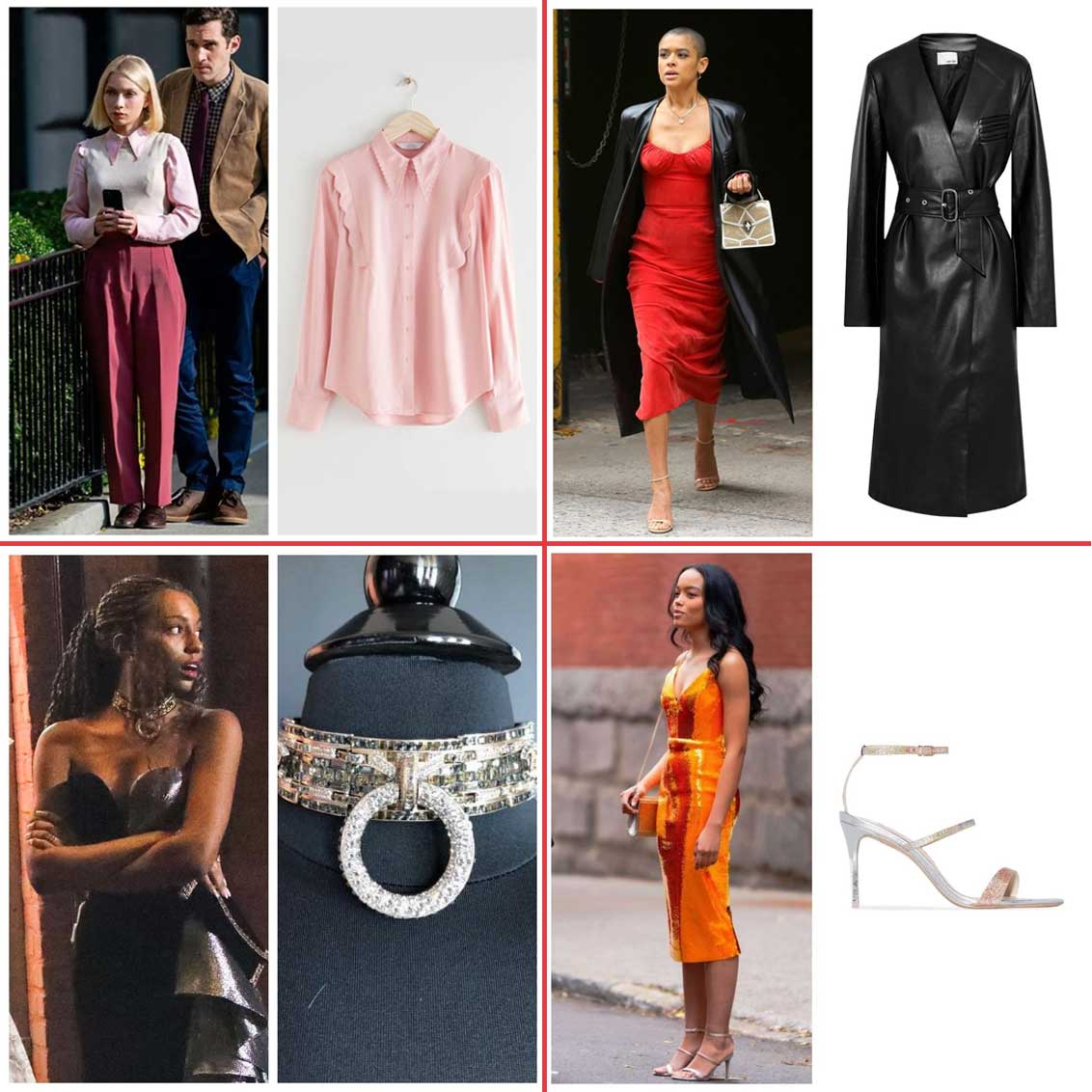 gossip girl reboot 2021 fashion