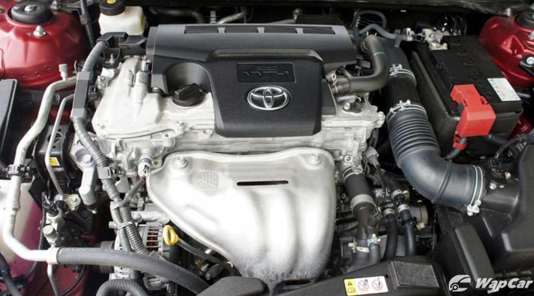 Enjin Kereta Paling Dipercayai