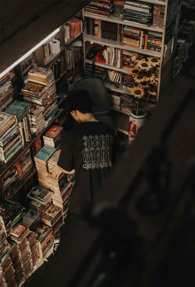 crossover carhartt wip batik